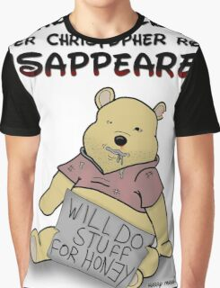 Winnie the Addict Graphic T-Shirt