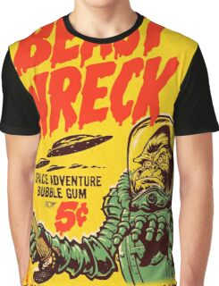BEASTWRECK ATTACKS Graphic T-Shirt