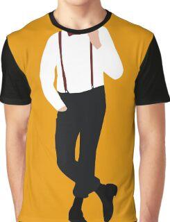 Vector Matt Smith Graphic T-Shirt
