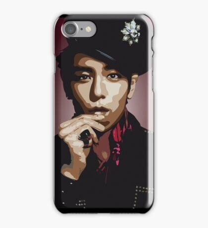 TOP BigBang Kpop Big Bang VIP iPhone Case/Skin