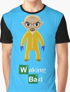 Wind Waking Bad Graphic T-Shirt
