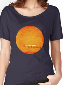 All India Radio - Lo Fi Groovy Tshirt Women's Relaxed Fit T-Shirt
