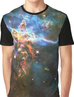 God's Domain | The Universe by Sir Douglas Fresh Graphic T-Shirt