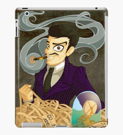 Gomez Addams iPad Case/Skin