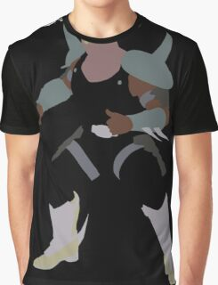 Armor King Graphic T-Shirt