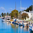 Moyne River - Port Fairy by hangingpixels
