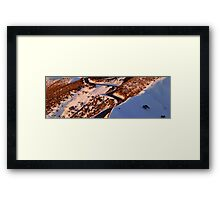 Road to Hotham Framed Print