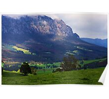 Mt Roland - North West Tasmania Poster
