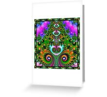 Saturnalia Festivities Greeting Card