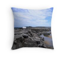 Frasers Reef - NSW - Looking South Throw Pillow