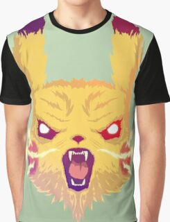 Voltage Pikachu Graphic T-Shirt