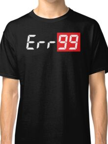 Err99 Canon Camera Classic T-Shirt