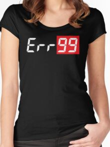 Err99 Canon Camera Women's Fitted Scoop T-Shirt