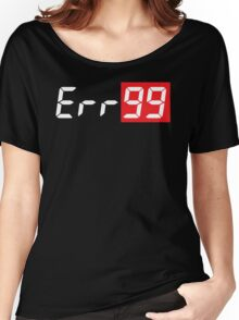 Err99 Canon Camera Women's Relaxed Fit T-Shirt