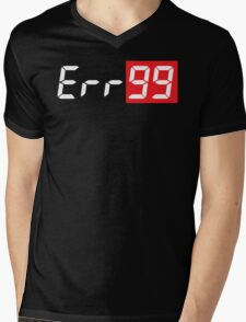 Err99 Canon Camera Mens V-Neck T-Shirt
