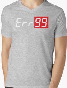 Err99 Canon Camera Mens V-Neck T-Shirt