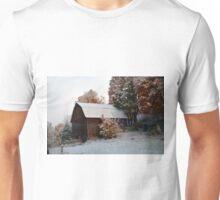 First snow Unisex T-Shirt