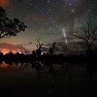 Glowing by Wayne England