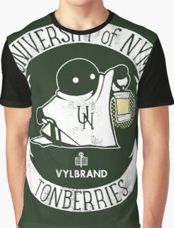 University of Nym TONBERRIES | FFXIV Graphic T-Shirt
