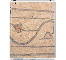 Israel, Bet Shean (Scythopolis). Mosaic iPad Case/Skin