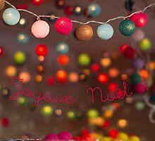 Joyeux Noël by Carine LUTT