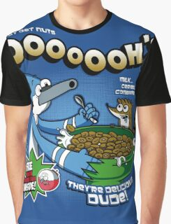Regular Cereal Graphic T-Shirt