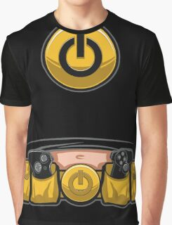 Super Geek Utility Belt Graphic T-Shirt