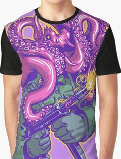 Octo-Nazi! Graphic T-Shirt