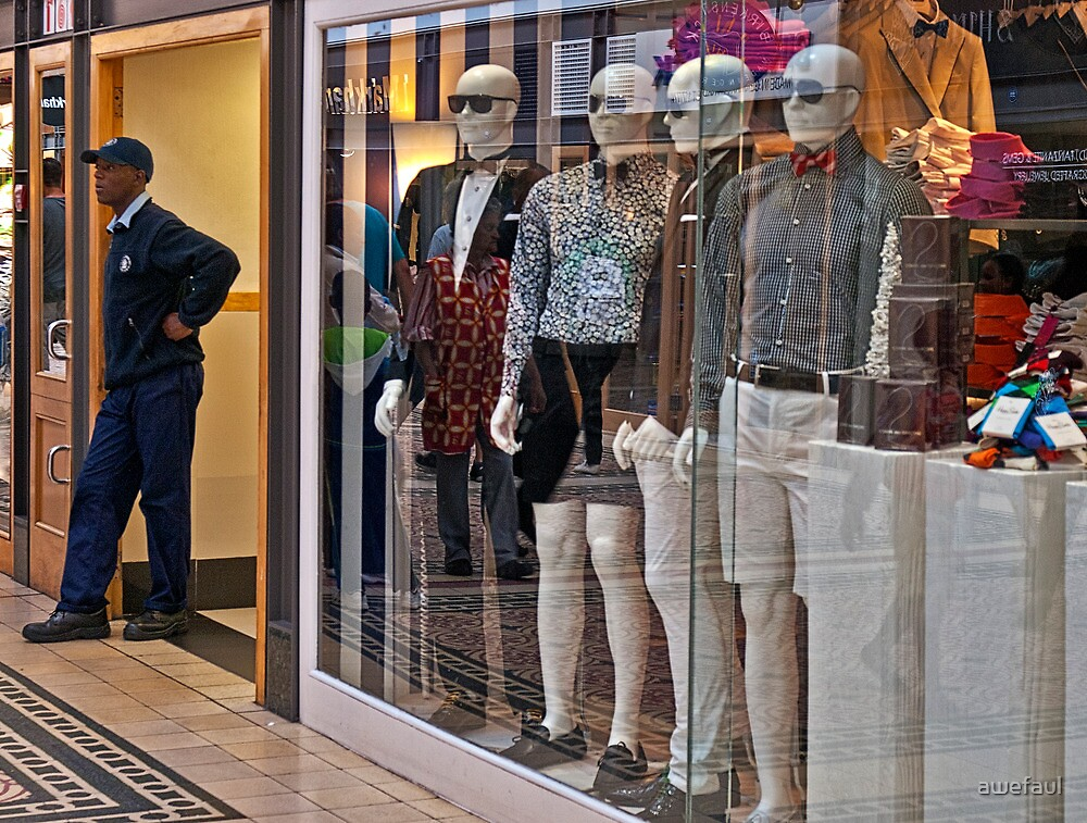 Fashion for Dummies by awefaul