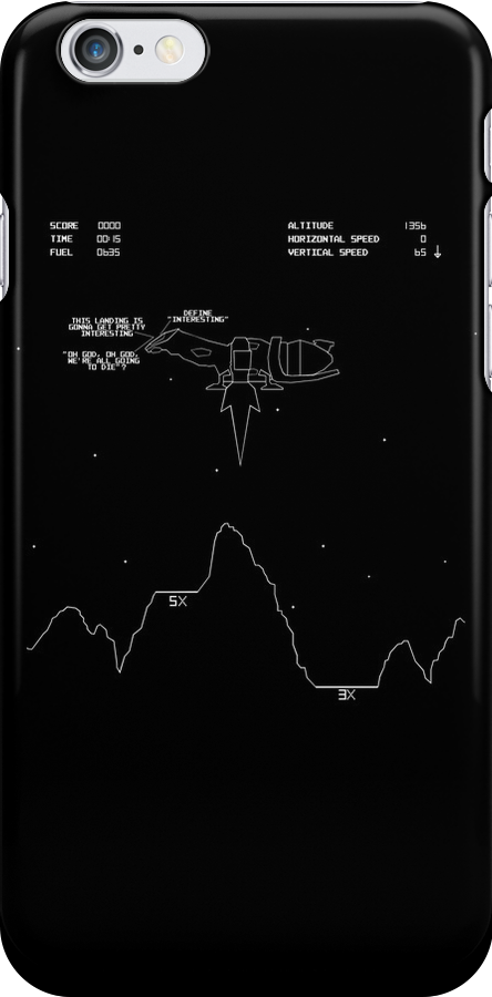 Serenity Lander by Blayde