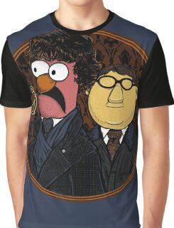 221b Beaker Street Graphic T-Shirt