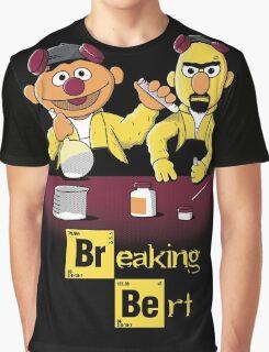 Breaking Bert Graphic T-Shirt