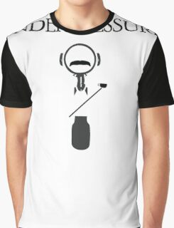 Under Pressure - Portafilter - Espresso Graphic T-Shirt