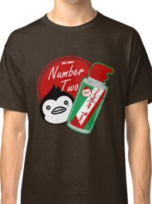 Penguin's Number Two Bug Spray Classic T-Shirt