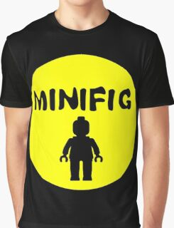 MINIFIG Graphic T-Shirt