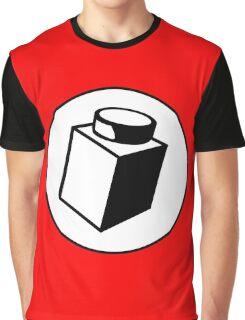 1 x 1 Brick  Graphic T-Shirt
