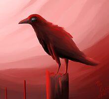 The Crow by Ibrar Yunus