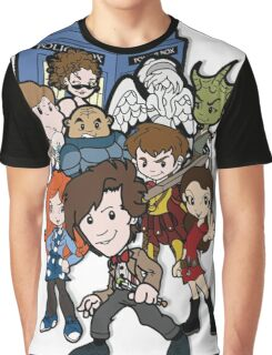 Doc 11 Graphic T-Shirt