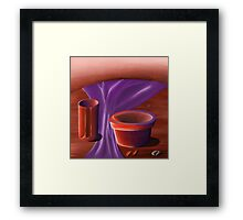 The Recipe-[Still Life] Framed Print