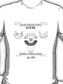 Ecruteak city gym T-Shirt