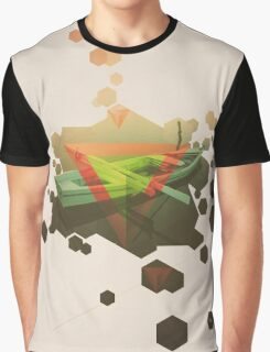 SINKING TO NEW HEIGHTS Graphic T-Shirt