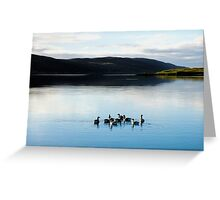 Shetland Isles Greeting Card