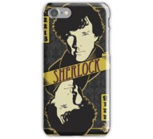 221B Playing Card iPhone Case/Skin