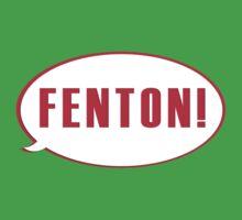 FENTON!! One Piece - Short Sleeve