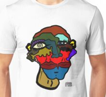 The Torn Man Speaks For Two Unisex T-Shirt