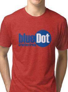 blue Dot Creative Group  Tri-blend T-Shirt
