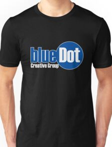 Blue Dot Creative Group  Unisex T-Shirt