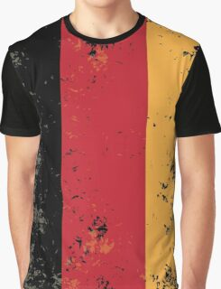 Flag of Germany Graphic T-Shirt