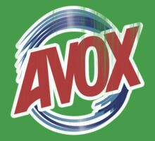 Avox Logo (distressed) Kids Clothes