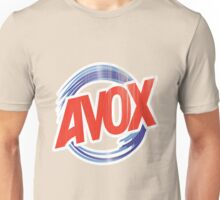 Avox Logo (distressed) Unisex T-Shirt